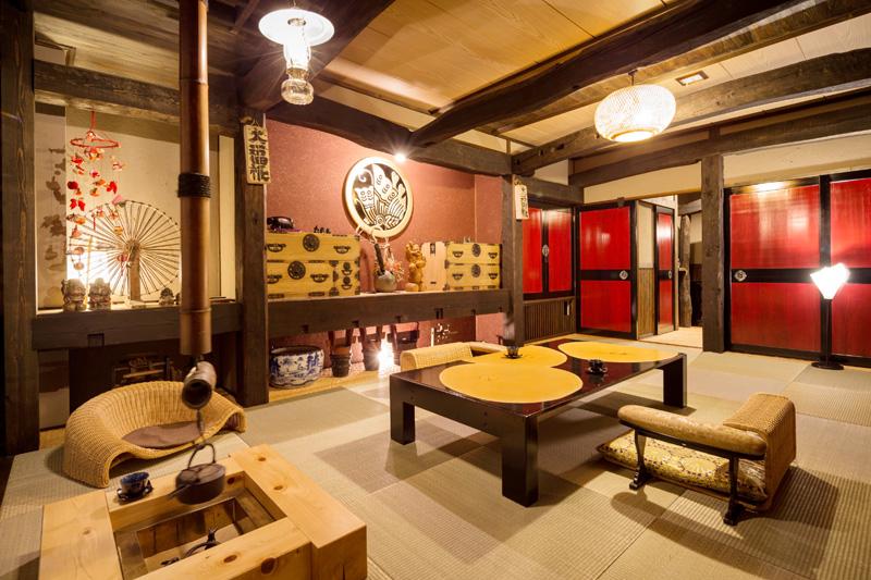 湯西川温泉|揚羽~AGEHA~ お部屋